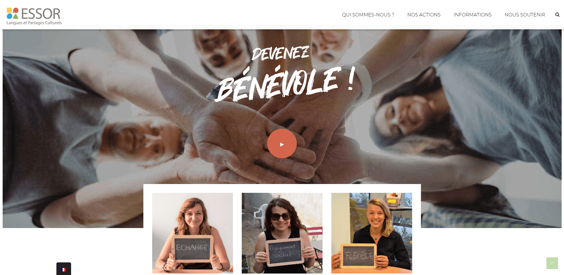 benevoles - Accueil - ESSOR Association - Langues et partages culturels_ - association-essor.org