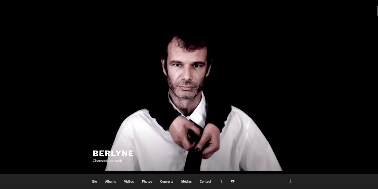 Berlyne - Video background